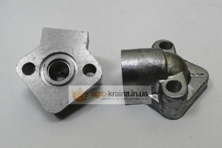 Фланец НШ-10 (НШ-16, НШ-14, НШ-8, НШ-6) алюминиевый угловой