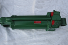 Гидроцилиндр навески Т-150 основной Ц125х250 (Ц125.250.160.001-1)