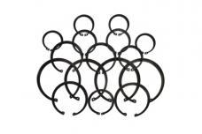 Комплект стопорных колец КПП МТЗ (16 штук)