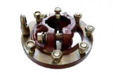 Ступица заднего колеса МТЗ (голая и в сборе) 50-3104010