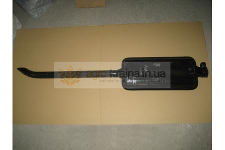 Глушитель МТЗ, ЮМЗ длинный 60-1205015-А2