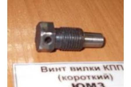Винт вилки КПП МТЗ 40-1702110