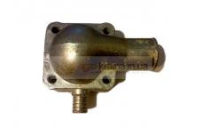 Корпус термостата МТЗ под стартер старого образца 50-1306025