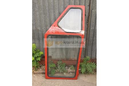 Дверь левая трактора ЮМЗ (нового образца) в сборе 45Т-6708010 СБ