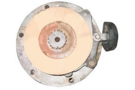 Тормоз левый (без дисков) ЮМЗ 45-3502020-02