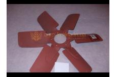 Крыльчатка вентилятора ЮМЗ Д65-1308050