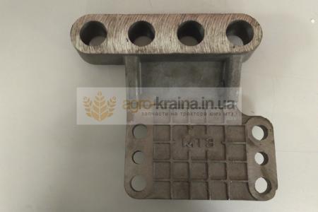 Кронштейн рулевой ГОРу МТЗ-80 (сталь, чугун) Ф80-3001011