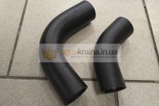 Патрубки радиатора (2 шт) МТЗ 50-1303062-001
