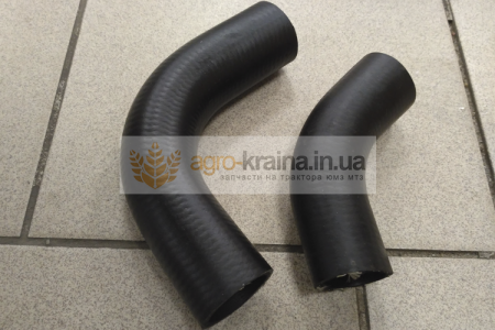 Патрубки радиатора (2 шт) МТЗ 50-1303062/001