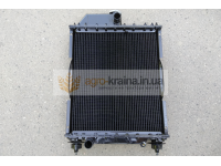 Радиатор водяной МТЗ Д 240 70П.1301.010 Оренбург (4-х рядный)
