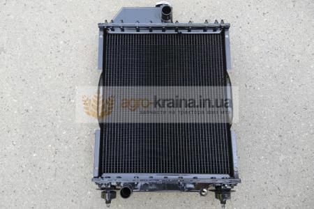 Радиатор водяной МТЗ Д-240: Латунный, Медный, Алюминиевый