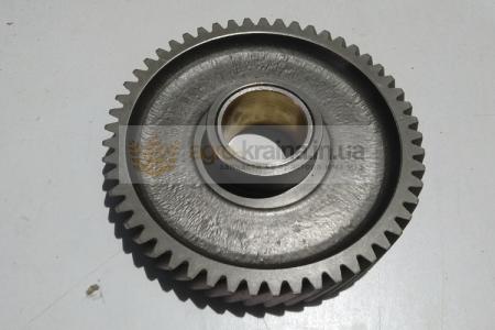 Шестерня промежуточная двигателя МТЗ 240-1006240