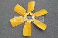 Купить Вентилятор системы охлаждения МТЗ 245-1308040 (металлический, 6 лопастной)