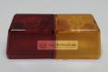 Стекло фонаря заднего ЮМЗ, МТЗ ФП-209 (старого образца)