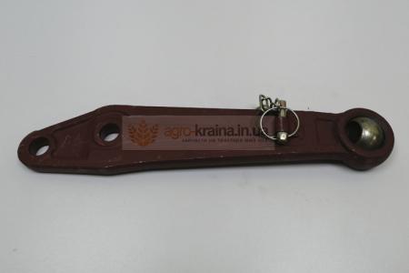 Тяга-удлинитель левая навески МТЗ 80-4605045