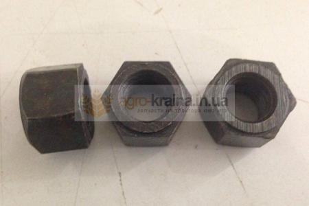 Гайка шпильки головки блока цилиндров Д-65 ЮМЗ Д65-01-037