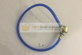Топливопровод ЮМЗ задний (от бака к кранику) 45-1101040