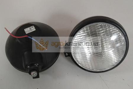 Фара задняя ЮМЗ, МТЗ с лампочкой (пластик, металл) ФГ-304П/М