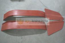 Комплект уширителей задних крыльев ЮМЗ