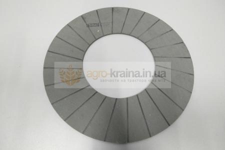 Накладка диска сцепления (фрикционная) ЮМЗ 36-1604047