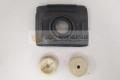 Ремкомплект наконечника ЮМЗ продольной тяги (РТИ) передней оси 45-3003070