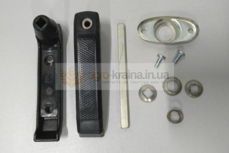 Ручка двери кабины ЮМЗ (в сборе с сердечником) 45-6008065 СБ
