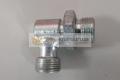 Купить Штуцер угловой с контргайкой S24xS24 (М20x1,5-М20x1,5)