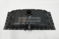 Бак радиатора верхний ЮМЗ Д-65 (пластик, металл) 36-1301050
