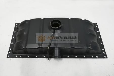 Бачок верхний радиатора ЮМЗ Д65 (пластик, сталь, медь, латунь) 36-1301050