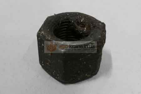 Гайка крышки подшипника Д65-01-019 ЮМЗ (бугеля)