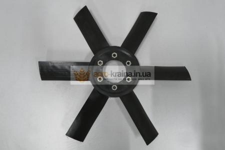 Вентилятор ЮМЗ крыльчатка Д65-1308050 (усиленная)