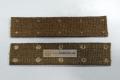 Накладка колодки тормоза ЮМЗ 36-3502052