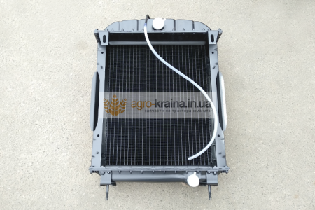 Радиатор водяной ЮМЗ Д65 45-1301.006: Латунный, Медный, Алюминиевый