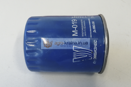 Фильтр сменный ЮМЗ масляный М-019