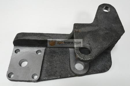 Кронштейн цилиндра задней навески ЮМЗ (стальной 45Л) 45-4605024-Б1-01
