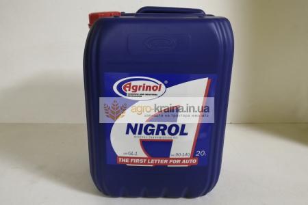Трансмиссионное масло Нигрол (ЮМЗ, МТЗ и др.)