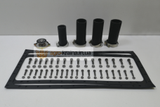 Ремкомплект радиатора ЮМЗ (полный набор)