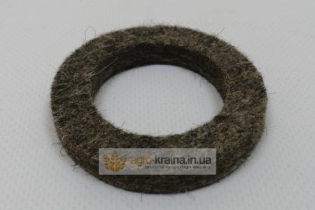 Пыльник войлочный цапфы ЮМЗ 36-3001058-Б