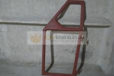 Дверь левая трактора ЮМЗ (каркас) 45Т-6708030