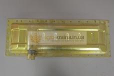 Бак радиатора нижний ЮМЗ (латунь) 36-1301070-Б