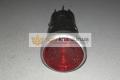 Фонарь контрольной лампы ЮМЗ ПД20-Е1 красный