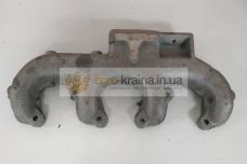 Коллектор выпускной ЮМЗ (под турбину и без) А05-062