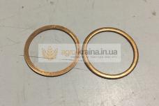 Кольцо стакана форсунки ЮМЗ (медное) Д65-1003116 Ф22х26