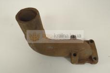 Патрубок выпускной Д-65 (колено) Д65-05-С13