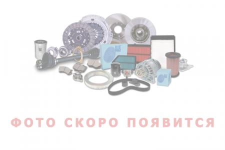 Бак радиатора верхний (латунь) ЮМЗ 36-1301050-Б
